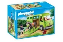 playmobil paardenvrachtwagen 6928