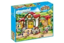 playmobil paardrijclub 6926