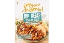 lekker en anders kip kebab