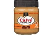 calve pindakaas karamel zeezout