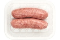 slagers beste magere varkenssaucijsjes 2 stuks