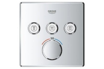 grohe grohterm smartcontrol douchethermostaat afdekset