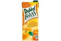 dubbelfrisss sinaasappel en mandarijn