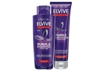 l oreal paris elvive silver purple shampoo