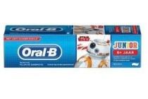 oral b junior star wars tandpasta
