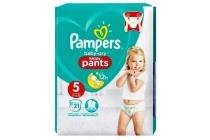 pampers baby dry pants maat 5 luierbroekjes
