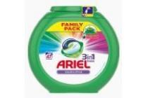 ariel pods familypack wasmiddel