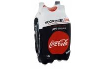 coca cola zero 4 stuks