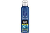 fa shower foam high seas