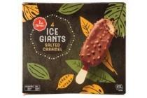 1 de beste ice giants salted caramel