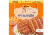 mora hamburgers