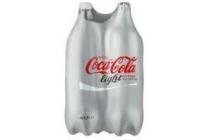coca cola light 4 x 1 5l