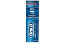 oral b pro expert tandpasta
