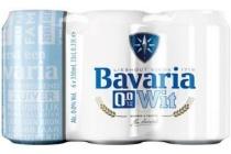 bavaria pilsener premium wit 0 0 6x33cl