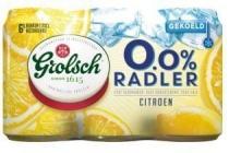 grolsch 0 0 radler citroen 6 pack 6 x 33 cl gekoeld