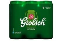 grolsch premium pilsner 6 pack 6x50cl