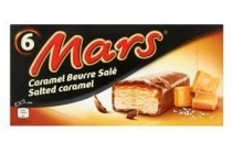 mars salted caramel ijs 6 x 45ml