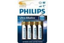 philips ultra alkaline aa batterijen