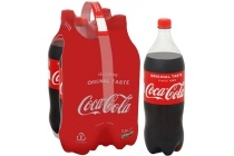 coca cola regular 4 pack