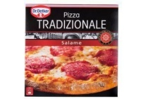 dr oetker traditionele pizza salame romana