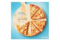 g woon pizza tonijn