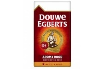 douwe egberts filterkoffie rood