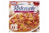 dr oetker ristorante pizza diavola