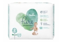pampers pure protection 2 luiers