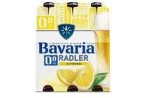 bavaria 0 0 radler lemon 6 x 30cl