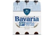 bavaria 0 0 wit sixpack 6 x 30cl