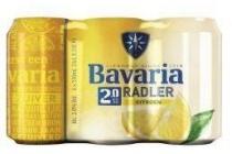 bavaria radler lemon sixpack 6 x 33cl