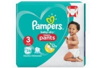 pampers baby dry pants maat 3