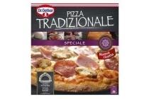 dr oetker tradizionale pizza speciale