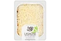 daily chef lasagne pittig gehakt