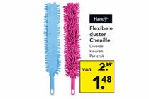 flexibele duster chenille