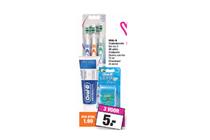 oral b tandenborstels 3d white tandpasta of flosdraad