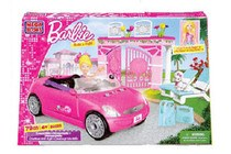 barbie cabrio speelset