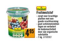 floraself fruitmeststof