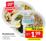 chef select maaltijdsalade
