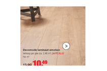 decomode en quick step laminaat