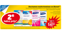davitamon multivitaminen en bional