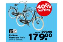 pelikaan nostalgic fiets