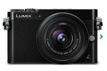 panasonic lumix dmc gm5  12 32mm zwart