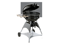 houtskool barbeque