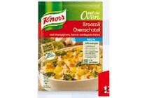 knorr mix voor broccoli ovenschotel