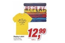 bart smit replay t shirt
