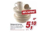 wedgwood servies