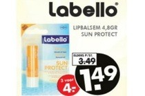 labello lipbalsem sun protect