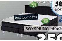 plus c15 boxspring
