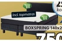 gold c60 boxspring